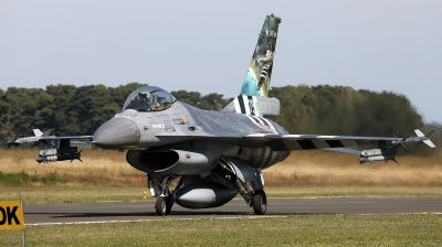 Photo ID 243412 by Walter Van Bel. Belgium Air Force General Dynamics F 16AM Fighting Falcon, FA 124