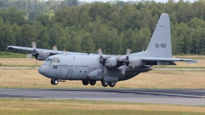 Photo ID 243451 by kristof stuer. Netherlands Air Force Lockheed C 130H Hercules L 382, G 988