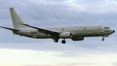 Photo ID 243579 by Aaron C. Rhodes. USA Navy Boeing P 8A Poseidon 737 800ERX, 169544