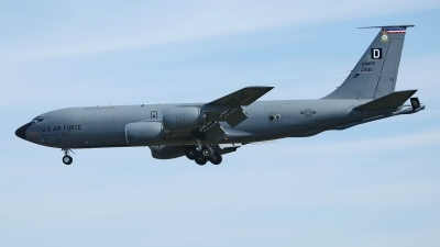 Photo ID 243494 by Sybille Petersen. USA Air Force Boeing KC 135R Stratotanker 717 148, 62 3540