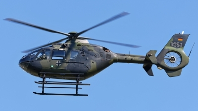 Photo ID 243507 by Rainer Mueller. Germany Army Eurocopter EC 135T1, 82 56