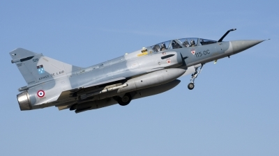 Photo ID 243515 by Joop de Groot. France Air Force Dassault Mirage 2000B, 529