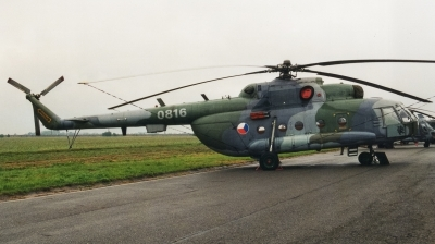 Photo ID 243553 by Andreas Zeitler - Flying-Wings. Czech Republic Air Force Mil Mi 17, 0816