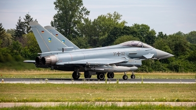 Photo ID 243577 by Jan Philipp. Germany Air Force Eurofighter EF 2000 Typhoon S, 31 02