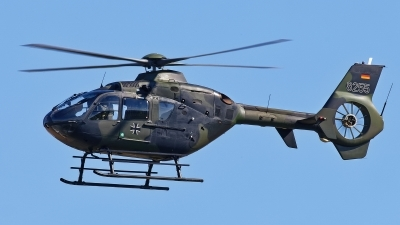 Photo ID 243603 by Rainer Mueller. Germany Army Eurocopter EC 135T1, 82 55