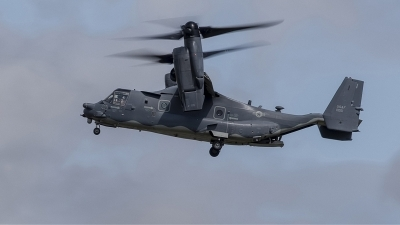 Photo ID 245279 by Ueli Zaugg. USA Air Force Bell Boeing V 22 Osprey, 08 0051