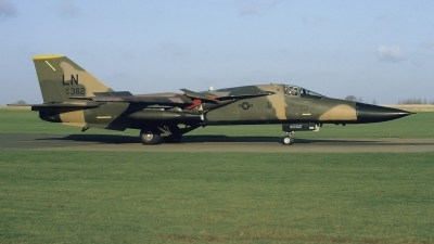 Photo ID 243729 by Peter Boschert. USA Air Force General Dynamics F 111F Aardvark, 70 2382