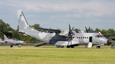 Photo ID 243745 by Peter Fothergill. Poland Air Force CASA C 295M, 016