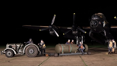 Photo ID 243798 by Walter Van Bel. Private Lincolnshire Aviation Heritage Centre Avro 683 Lancaster B VII, G ASXX