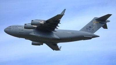 Photo ID 243799 by Sybille Petersen. USA Air Force Boeing C 17A Globemaster III, 98 0056