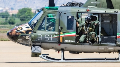 Photo ID 243830 by Ruben Galindo. Italy Air Force Agusta Bell AB 212AM, MM81161