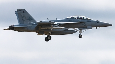Photo ID 243823 by Aaron C. Rhodes. USA Navy Boeing EA 18G Growler, 168936