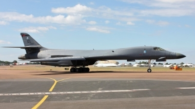 Photo ID 243871 by Tony Horton. USA Air Force Rockwell B 1B Lancer, 85 0069