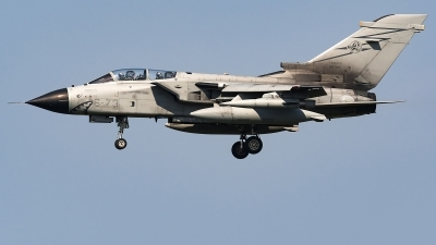 Photo ID 243875 by Matteo Buono. Italy Air Force Panavia Tornado ECR, MM7030