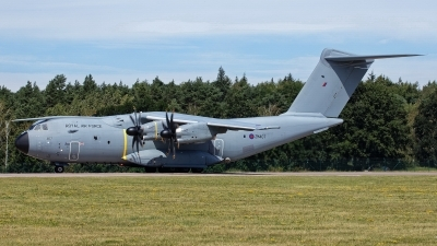 Photo ID 243888 by Rainer Mueller. UK Air Force Airbus Atlas C1 A400M, ZM407