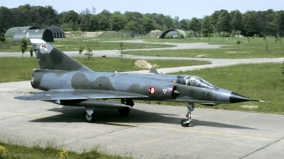 Photo ID 243928 by Joop de Groot. France Air Force Dassault Mirage IIIE, 469
