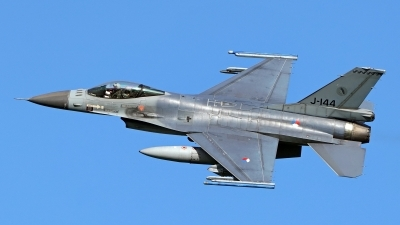 Photo ID 243937 by Dieter Linemann. Netherlands Air Force General Dynamics F 16AM Fighting Falcon, J 144