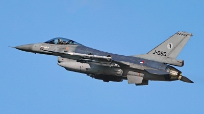 Photo ID 243938 by Dieter Linemann. Netherlands Air Force General Dynamics F 16AM Fighting Falcon, J 060