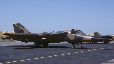 Photo ID 243939 by Peter Boschert. USA Air Force General Dynamics F 111E Aardvark, 68 0011