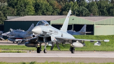 Photo ID 243953 by Jan Eenling. Germany Air Force Eurofighter EF 2000 Typhoon S, 30 98