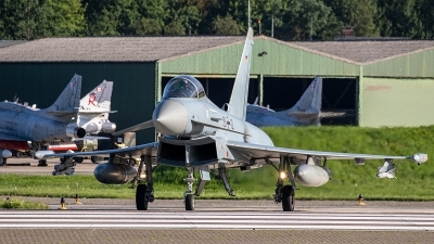 Photo ID 244708 by Jan Eenling. Germany Air Force Eurofighter EF 2000 Typhoon S, 30 12