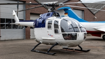 Photo ID 243979 by Jan Eenling. Netherlands Air Force MBB Bo 105CB, B 76