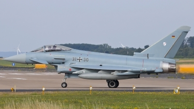 Photo ID 244003 by Patrick Weis. Germany Air Force Eurofighter EF 2000 Typhoon S, 31 30