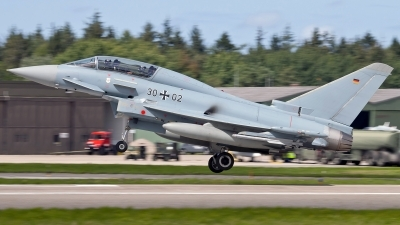 Photo ID 243992 by Patrick Weis. Germany Air Force Eurofighter EF 2000 Typhoon T, 30 02