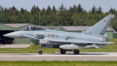 Photo ID 243994 by Patrick Weis. Germany Air Force Eurofighter EF 2000 Typhoon S, 30 32