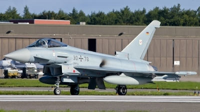 Photo ID 243989 by Patrick Weis. Germany Air Force Eurofighter EF 2000 Typhoon S, 30 78