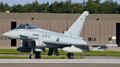 Photo ID 244032 by Patrick Weis. Germany Air Force Eurofighter EF 2000 Typhoon S, 31 08