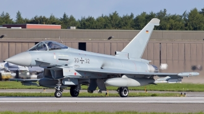 Photo ID 244033 by Patrick Weis. Germany Air Force Eurofighter EF 2000 Typhoon S, 30 32