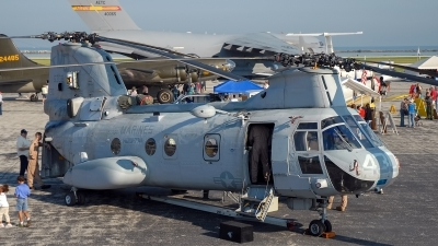 Photo ID 244014 by Rod Dermo. USA Marines Boeing Vertol CH 46E Sea Knight 107 II, 155308