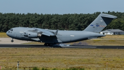 Photo ID 244060 by Rick van Engelen. NATO Strategic Airlift Capability Boeing C 17A Globemaster III, 08 0003