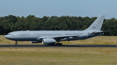 Photo ID 244061 by Rick van Engelen. Netherlands Air Force Airbus A330 243MRTT, T 055