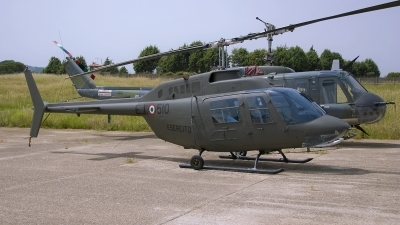 Photo ID 27419 by Maarten Peters. Italy Army Agusta AB 206A, MM80571
