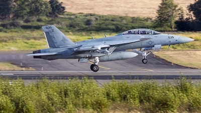 Photo ID 244132 by Aaron C. Rhodes. USA Navy Boeing EA 18G Growler, 169129