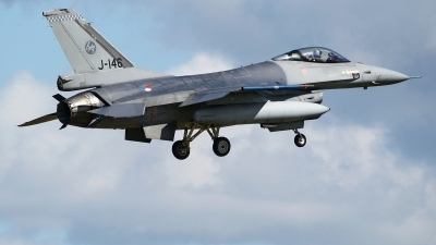 Photo ID 244161 by Mario Boeren. Netherlands Air Force General Dynamics F 16AM Fighting Falcon, J 146