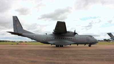 Photo ID 244170 by Tony Horton. Finland Air Force CASA C 295M, CC 3
