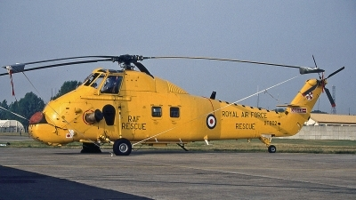 Photo ID 244208 by Peter Fothergill. UK Air Force Westland Wessex HC2, XT602