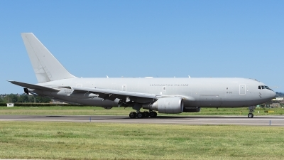 Photo ID 244248 by Varani Ennio. Italy Air Force Boeing KC 767A 767 2EY ER, MM62228