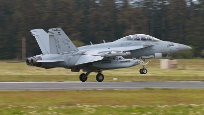 Photo ID 244286 by Aaron C. Rhodes. USA Navy Boeing EA 18G Growler, 168257