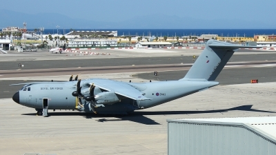 Photo ID 244301 by Manuel Fernandez. UK Air Force Airbus Atlas C1 A400M, ZM413