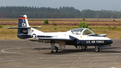 Photo ID 244341 by Mario Boeren. USA Air Force Cessna T 37B Tweety Bird 318B, 65 10825