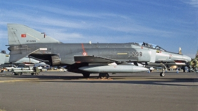 Photo ID 244356 by Peter Fothergill. Turkey Air Force McDonnell Douglas F 4E Phantom II, 67 0298