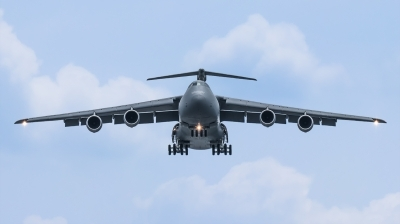 Photo ID 244376 by Andrei Shmatko. USA Air Force Lockheed C 5M Super Galaxy L 500, 87 0042