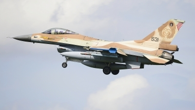 Photo ID 244372 by Peter Boschert. Israel Air Force General Dynamics F 16C Fighting Falcon, 531