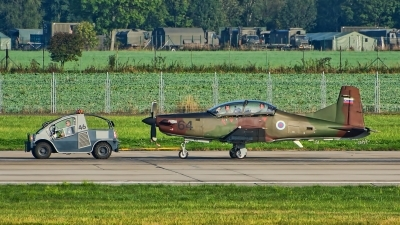 Photo ID 244434 by Radim Spalek. Slovenia Air Force Pilatus PC 9M, L9 64