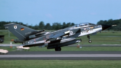 Photo ID 244449 by Marc van Zon. Germany Navy Panavia Tornado IDS, 43 84