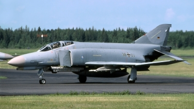Photo ID 244452 by Marc van Zon. Germany Air Force McDonnell Douglas F 4F Phantom II, 38 03